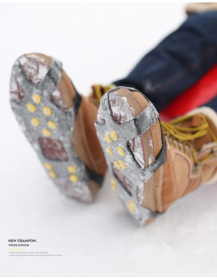 十爪冰雪地防滑防摔鞋套 16