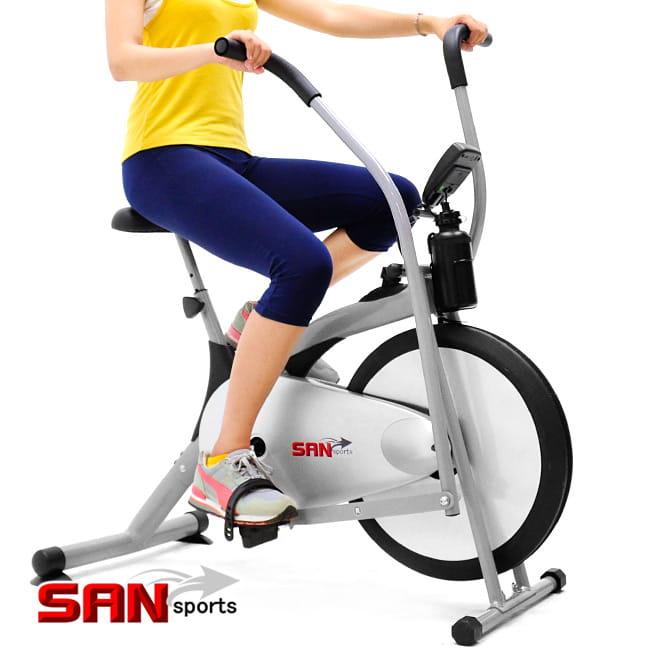 【SAN SPORTS】手腳並用手足健身車    室內腳踏車 1
