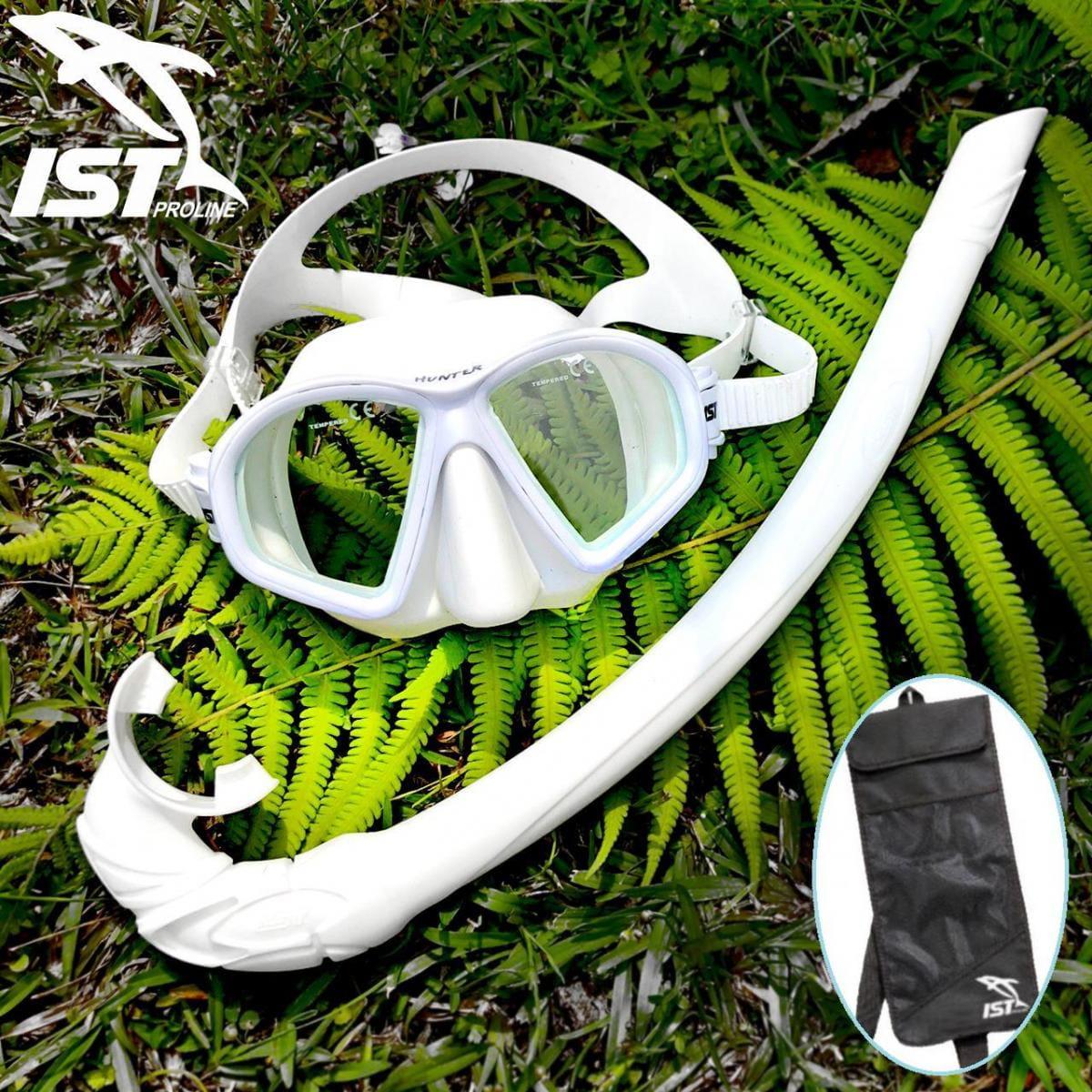 【IST】CS36 - HUNTER自由潛水新手套組 - 加贈環保網袋 0