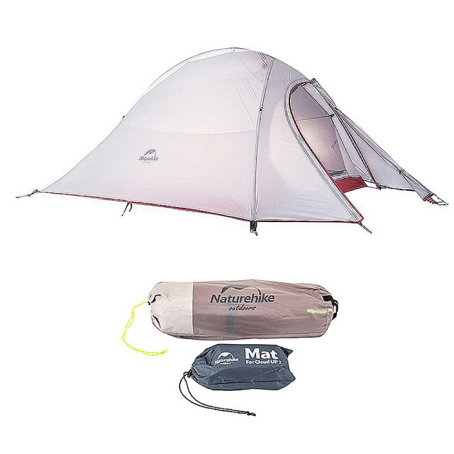 雲尚2 雙人20D帳篷升級款 雙人帳篷 0