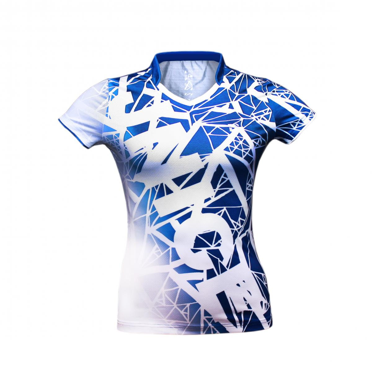 藍鑽羽球競技衫(女版)