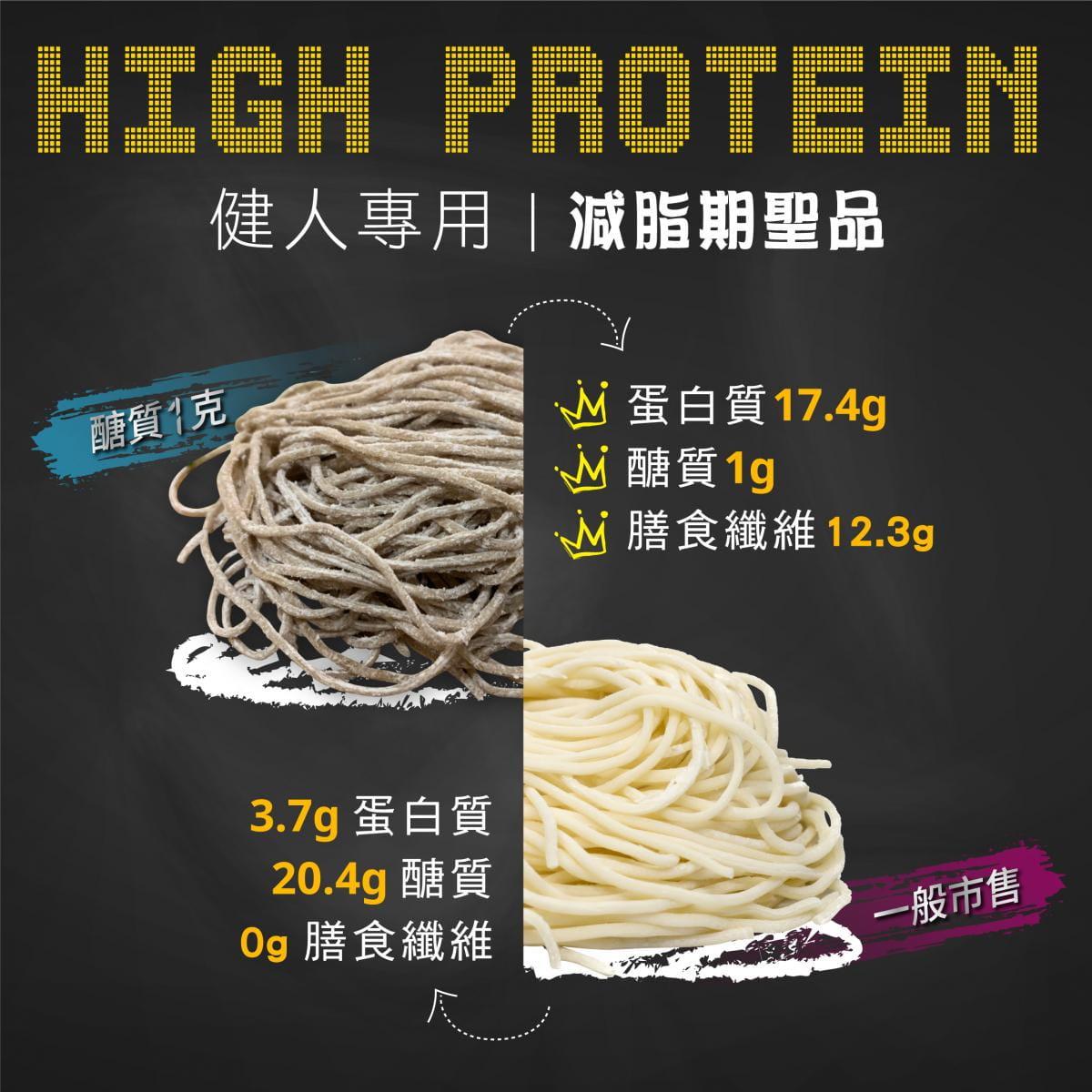 【Bango】醣質1克拉麵+手作麵包組 6