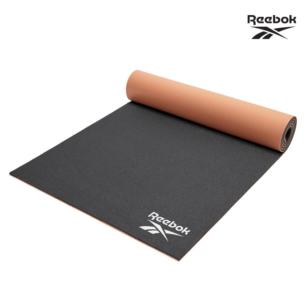 【Reebok】專業訓練雙色瑜珈墊-6mm(共三款) 3