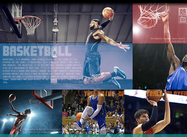 標準18吋金屬籃球框(含籃網)(標準籃框架/耐用籃筐架子) 1