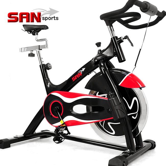 黑爵士23KG飛輪健身車 23公斤飛輪車