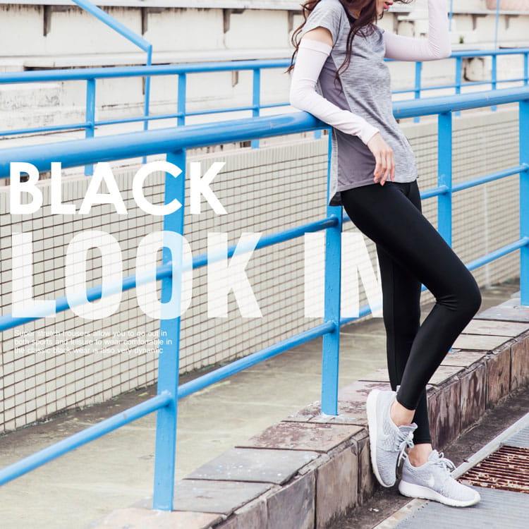 【BeautyFocus】全彈力速乾運動壓力褲5812 3