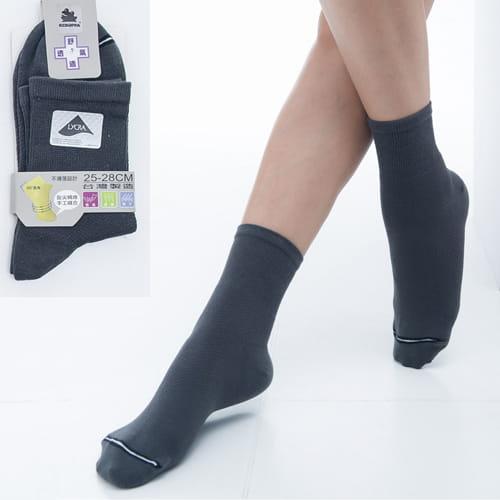 【KEROPPA】舒適透氣減臭加大短襪中性x兩雙C98006-X 4