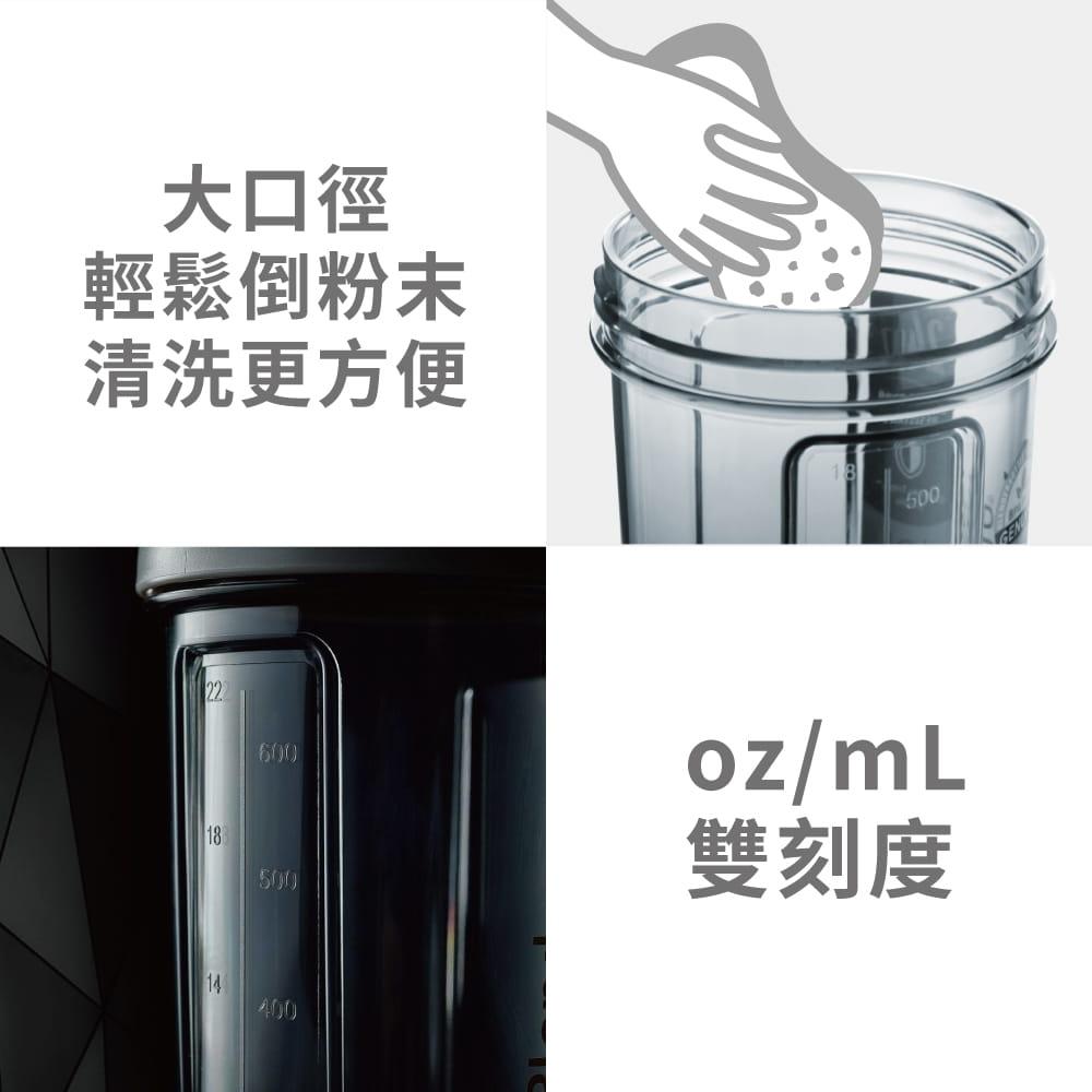 【Blender Bottle】Pro24系列-Tritan高透視搖搖杯24oz 6
