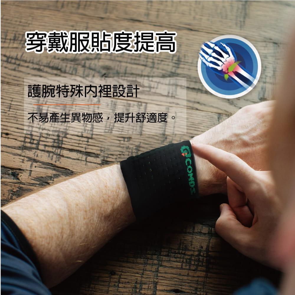 【康得適】JO-303仿生壓縮護腕 MIT微笑標章認證 4