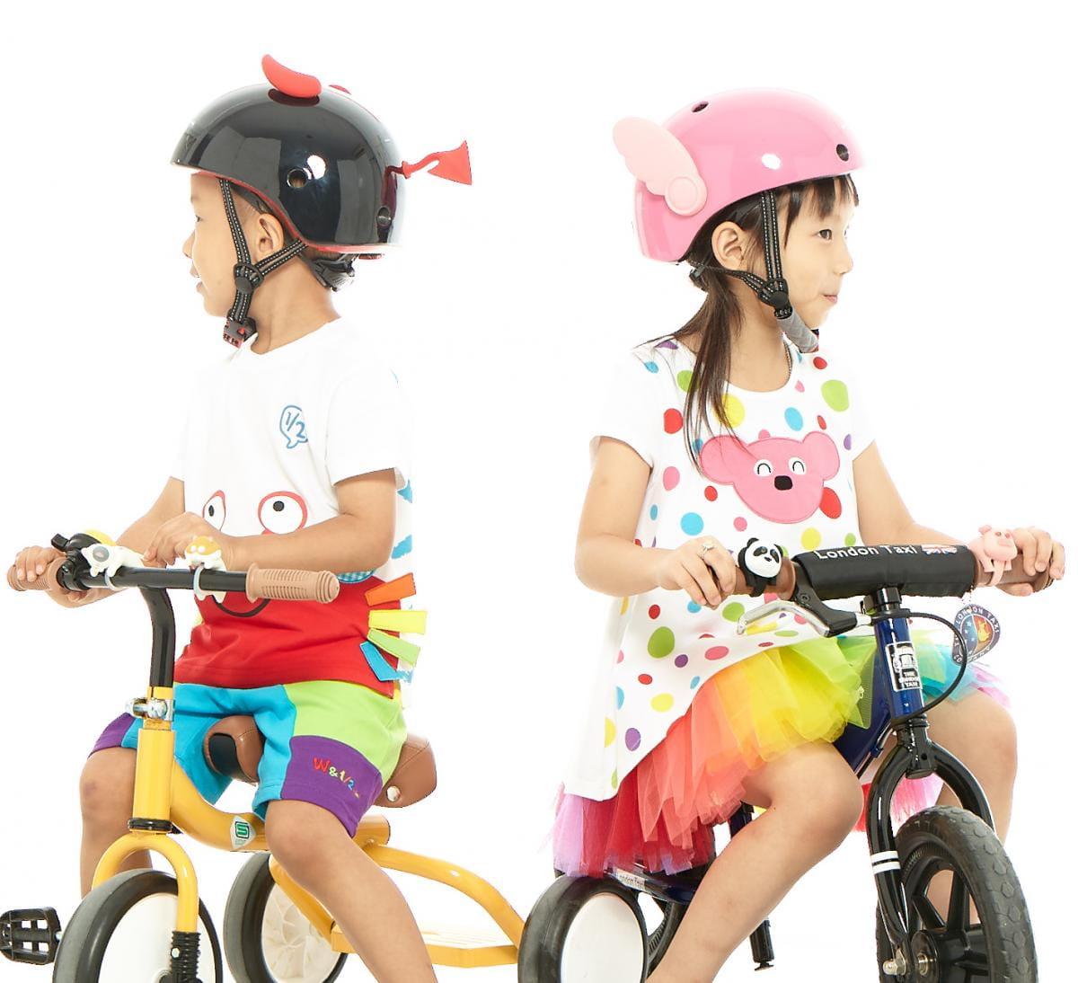 【YIIBOZ】超輕量可調頭圍兒童安全帽/運動頭盔(彩繪款) 5