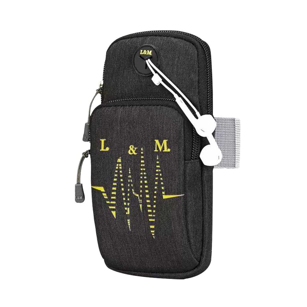Smart Mall◆防水透氣跑步自行車運動手機音樂臂包臂袋臂帶臂套7.2吋 1