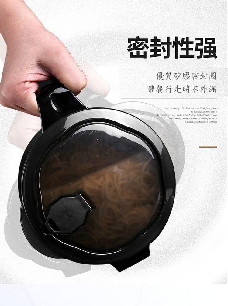 新304不鏽鋼瀝水泡麵碗 15