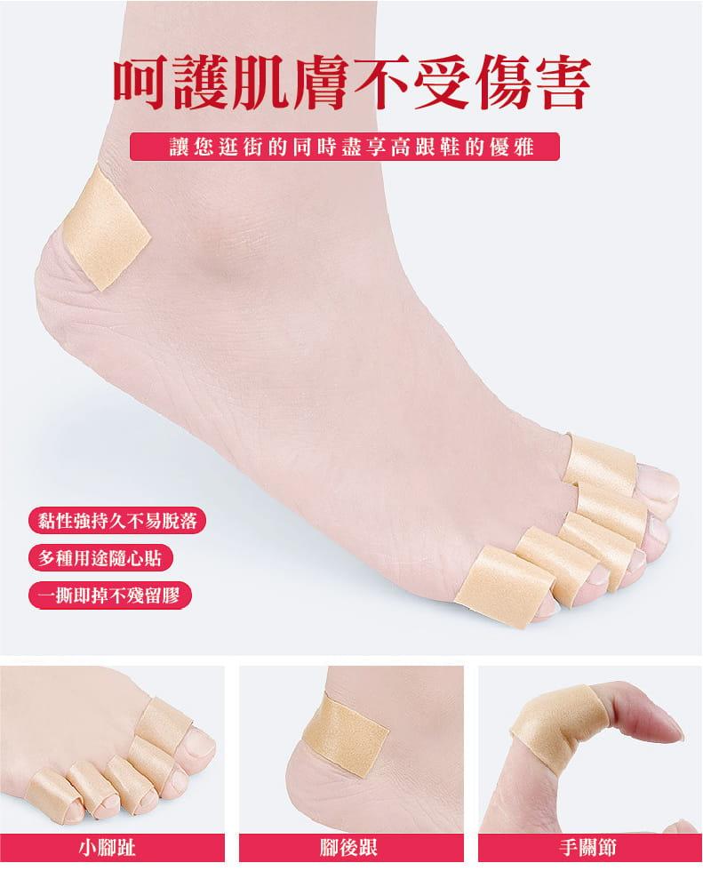 加厚防滑防磨腳隱形鞋貼 (防磨皮保護腳部) 3