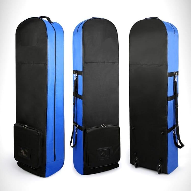 GOLF高爾夫帶滑輪航空包 托運保護袋【AE10244】 10