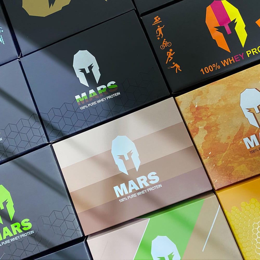 【Mars戰神】乳清(60包/盒)+Blender搖搖杯28oz 雙11限定再送2包 6