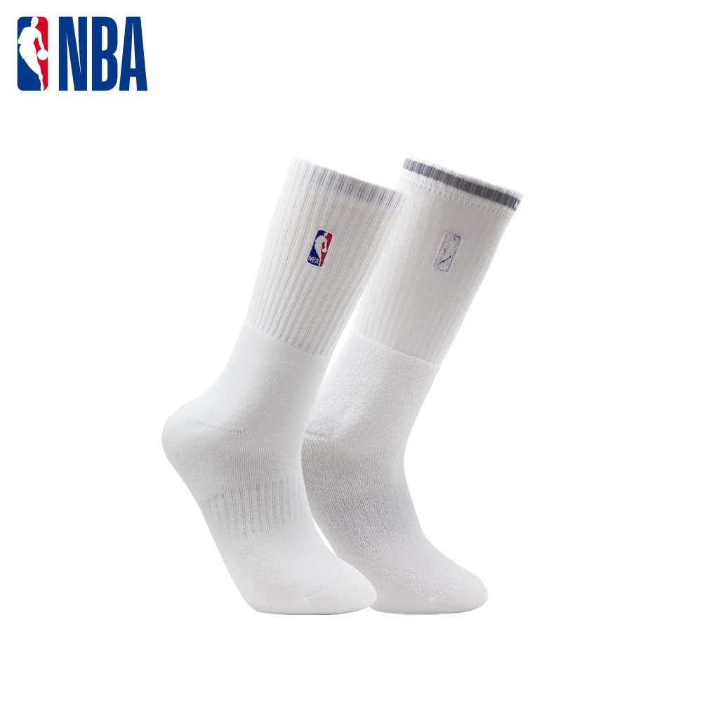 【NBA】 經典款全毛圈半毛圈刺繡長襪 6