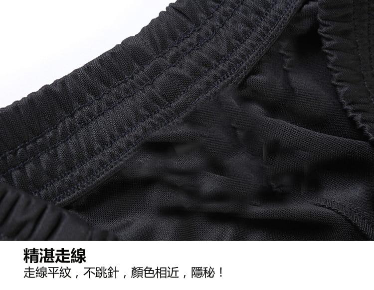 拉鍊口袋速乾透氣休閒運動短褲 9