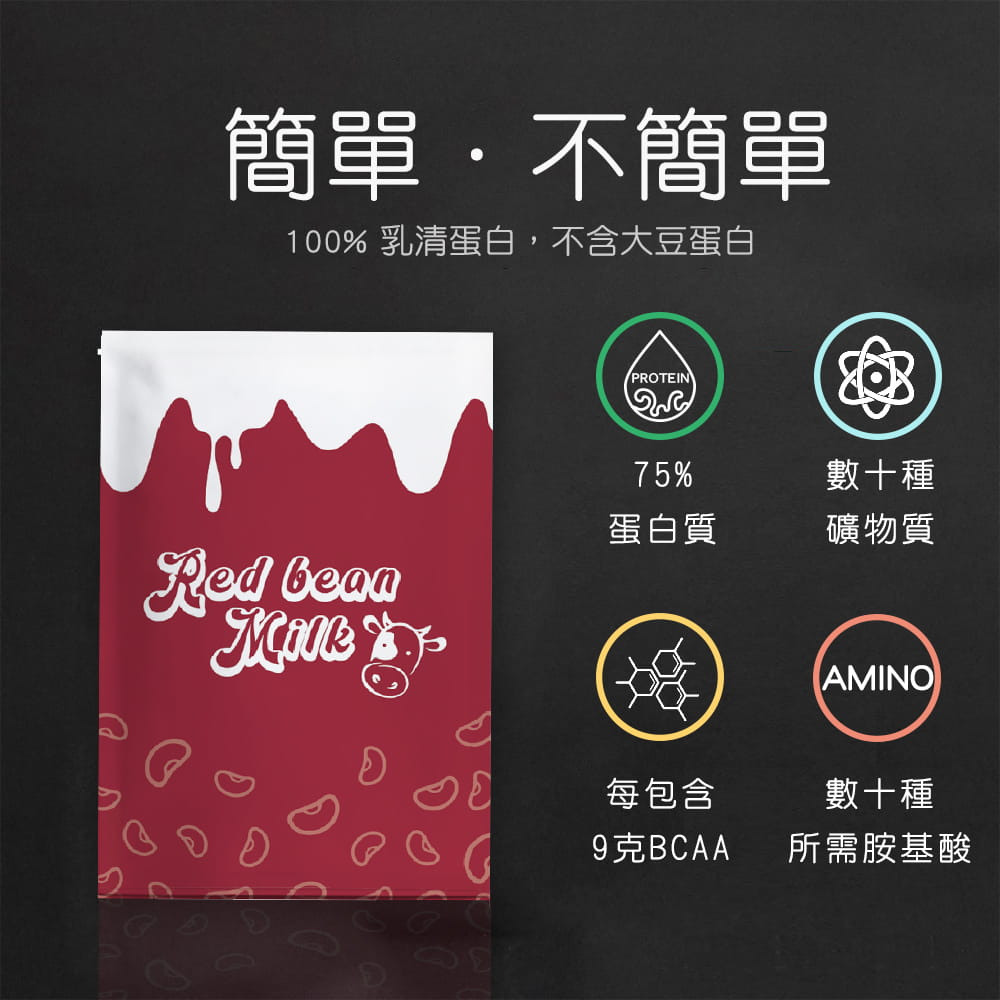 【果果堅果】 乳清蛋白-焦糖瑪奇朵(30包/盒) 6