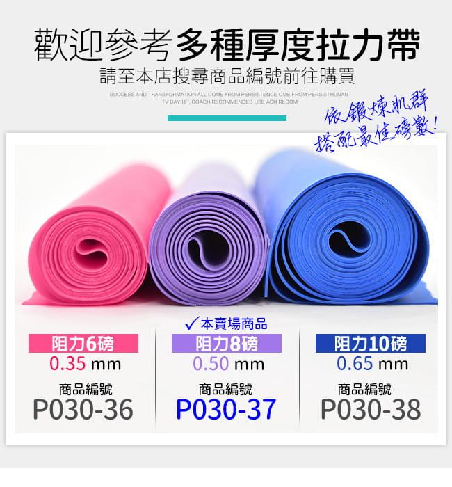 【SAN SPORTS】台灣製造8LB彼拉提斯帶   瑜珈帶彈力帶 11
