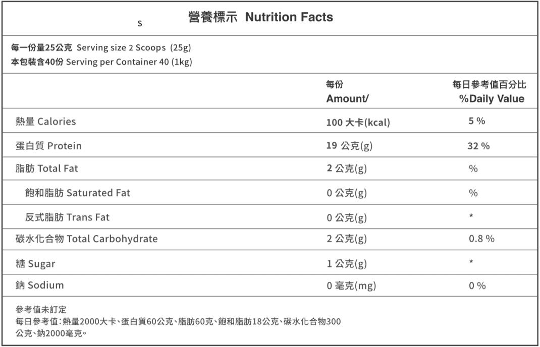 【LEXPORTS 勵動風潮】IS PROTEIN 乳清蛋白飲 - 單包裝(25g/包) 10