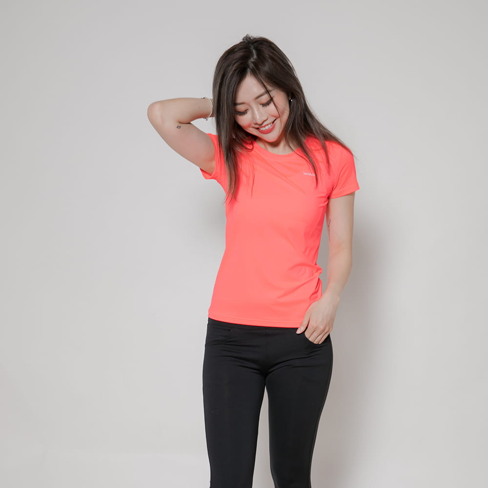 【MARIN】台灣製-鋅離子排汗logo T 8