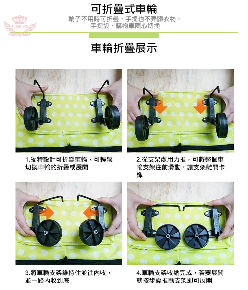 多功能環保購物袋 13