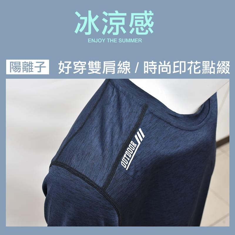 陽離子機能排汗衫 5