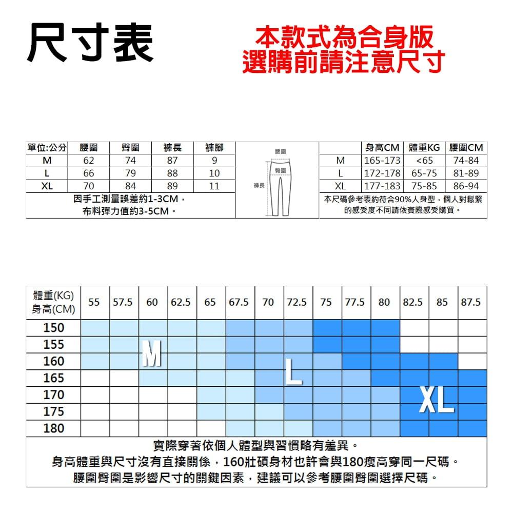 【N10.5】男女款專業級機能肌力壓力褲 3