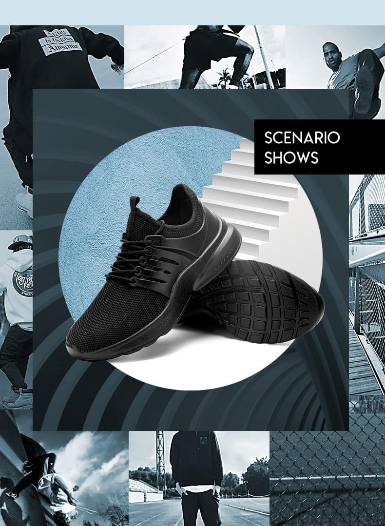 霧隱黑鋼鐵防水鞋 9