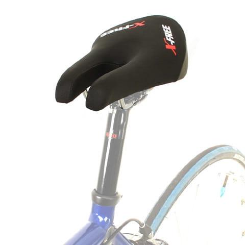 特殊設計U型單車坐墊 4