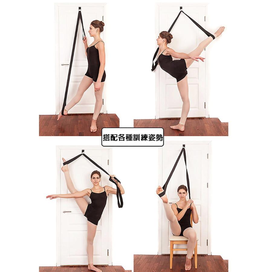 加長300公分 重磅數 門檔瑜珈帶 瑜伽伸展帶 瑜珈帶 4