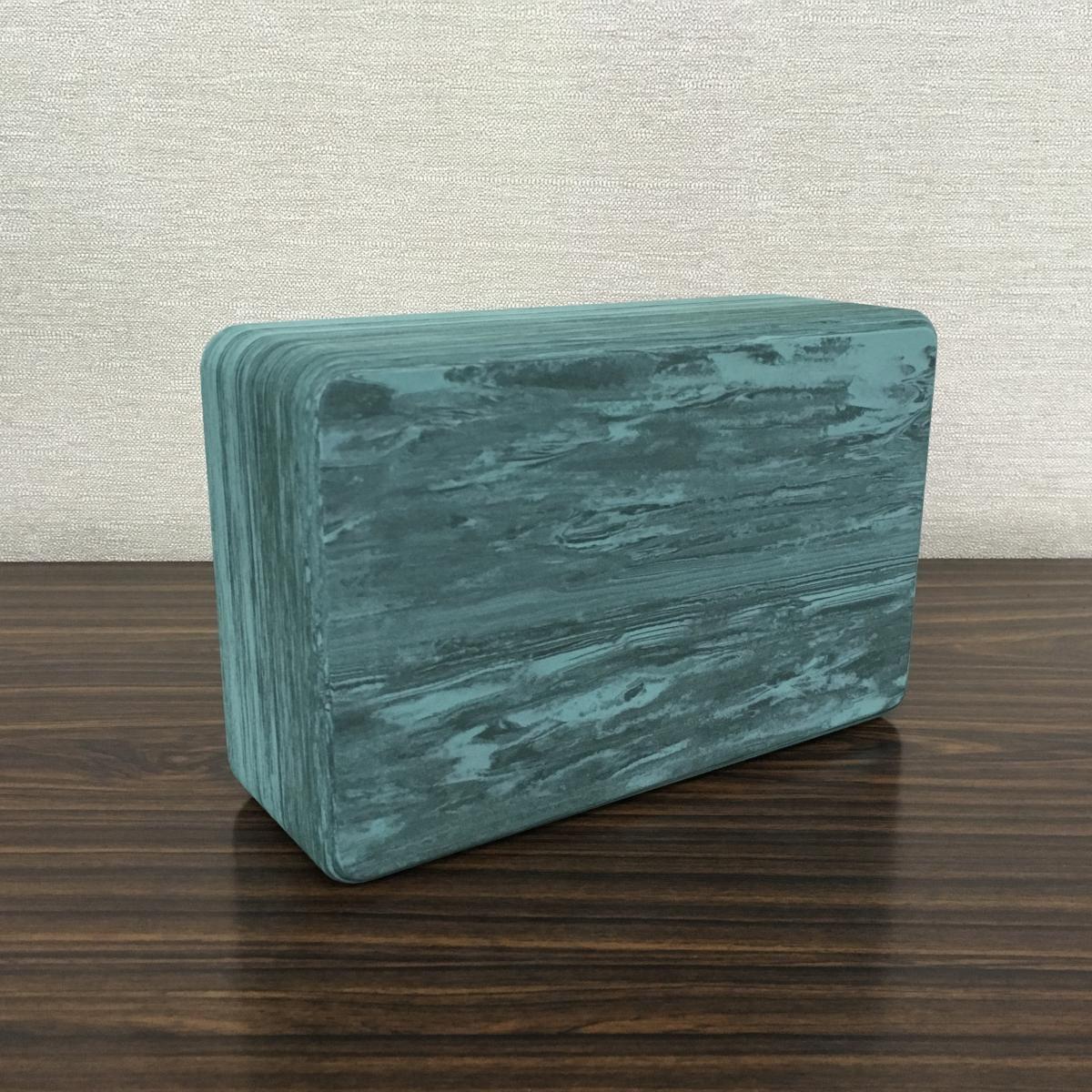 【QMAT】 40D瑜珈磚 混色系-青銅石紋、黑白雲彩 4