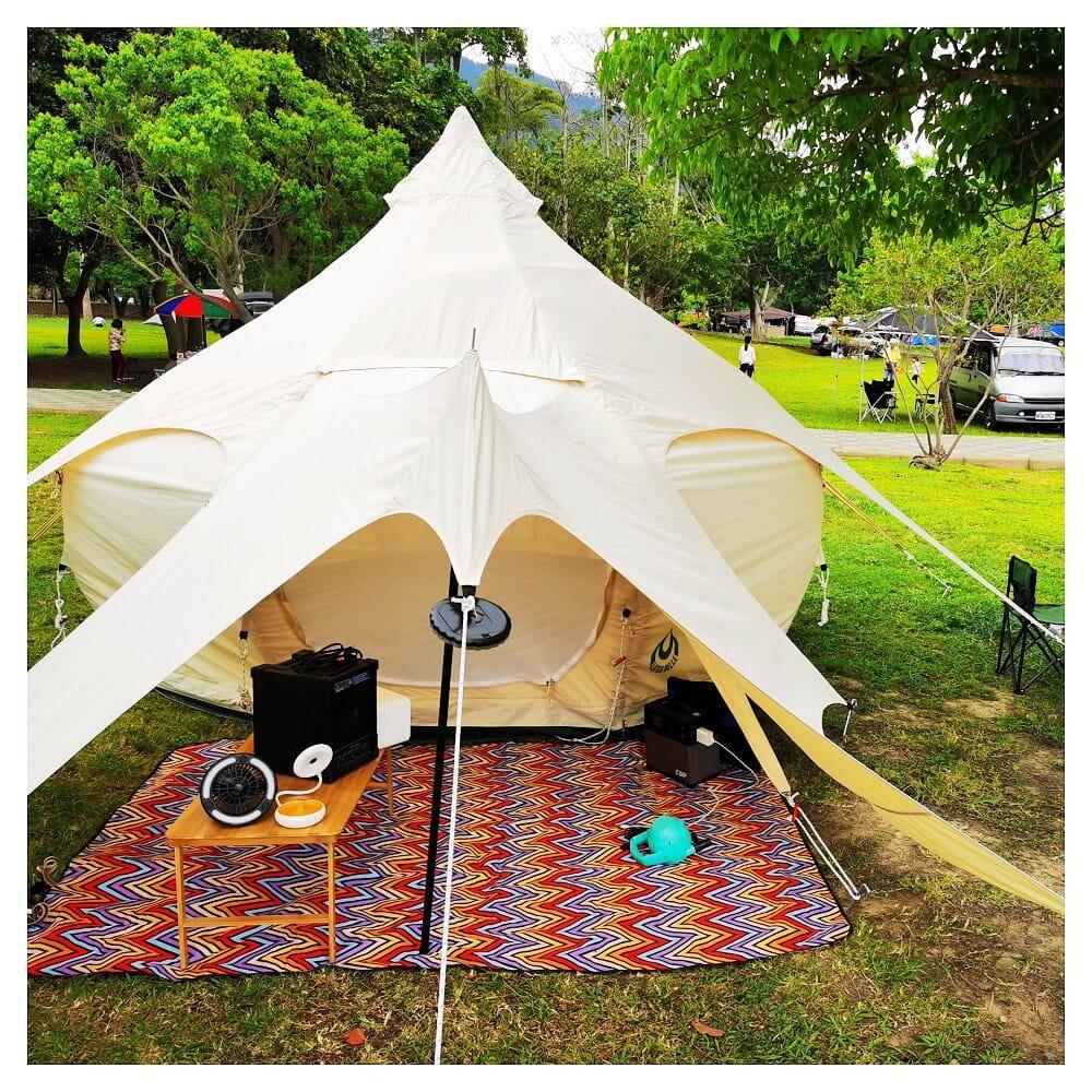 戶外野餐墊野營防水地佈140x200cm露營防潮墊 6