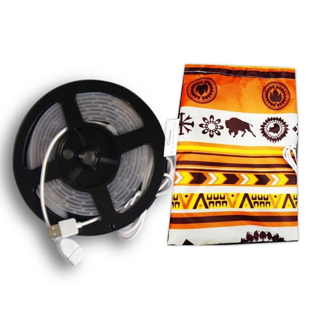 露營燈LED多功能防水帳篷天幕燈帶多種顏色VIDALIDO 7