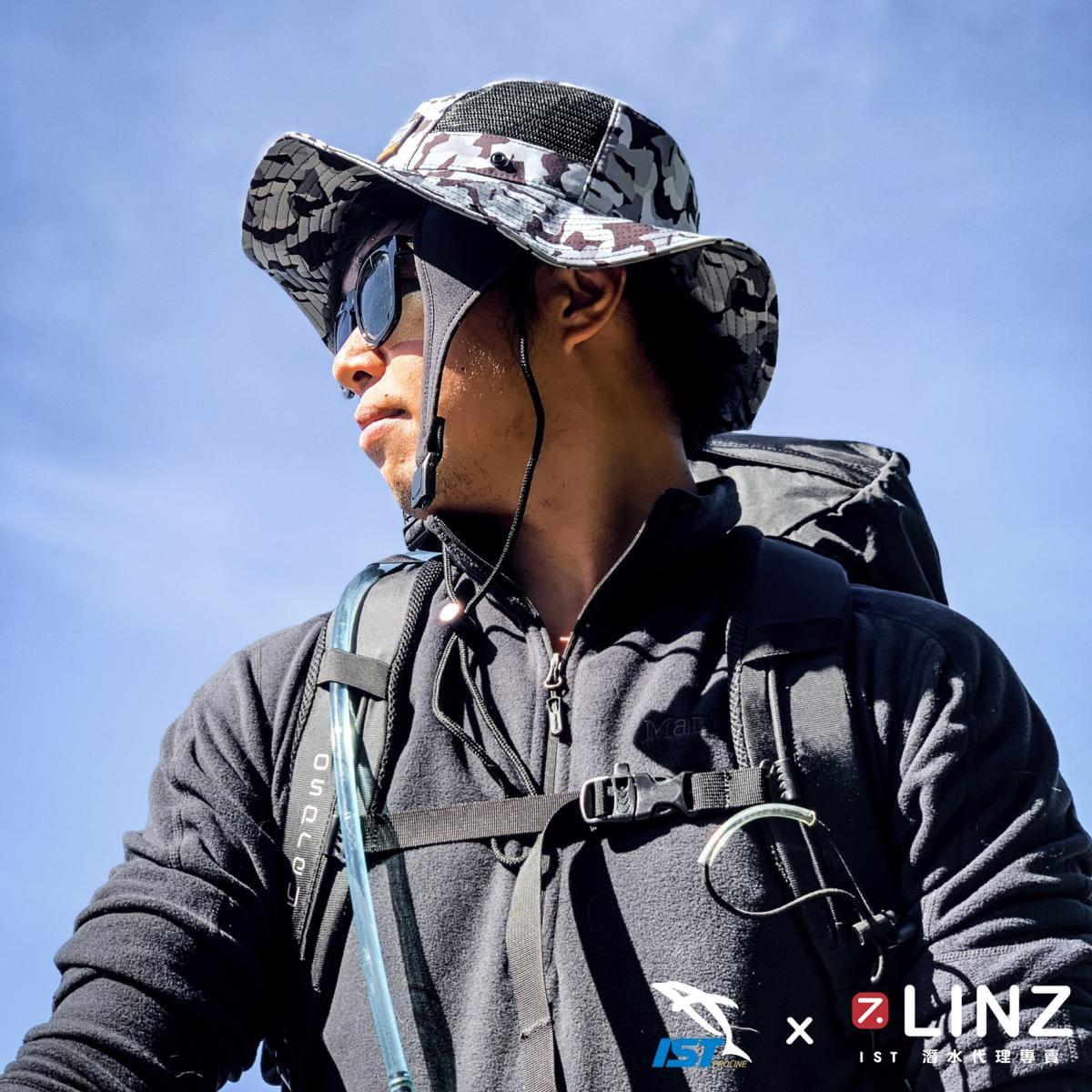 【IST】MIT 漁夫帽 衝浪帽 潛水 自潛 衝浪 溯溪 SUP 5