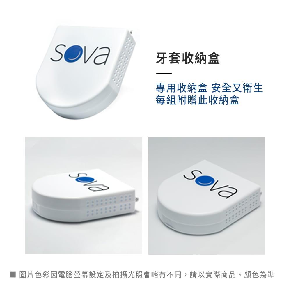 【SOVA】 AERO 專業防磨牙牙套 ◆ 護牙套 睡眠 夜間防護 夜間磨牙 護齒 成人 美國製 6