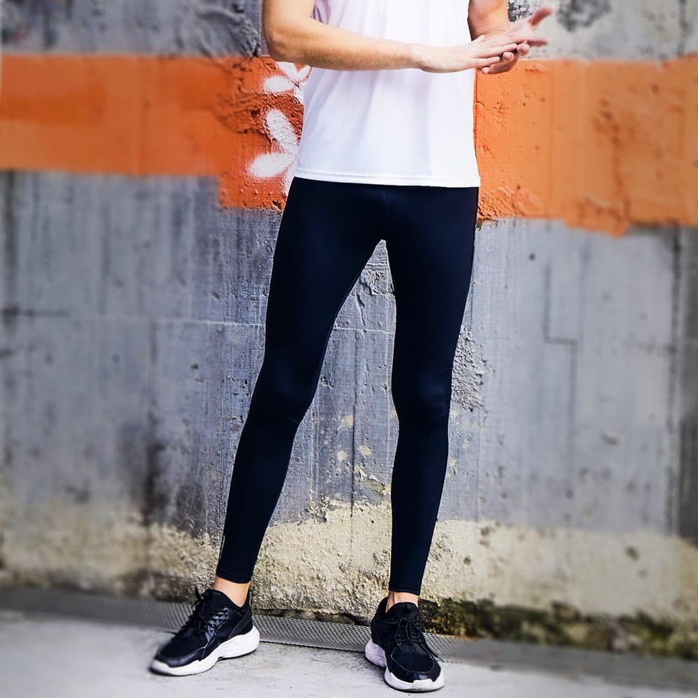 【N10.5】男女款專業級機能肌力壓力褲 10