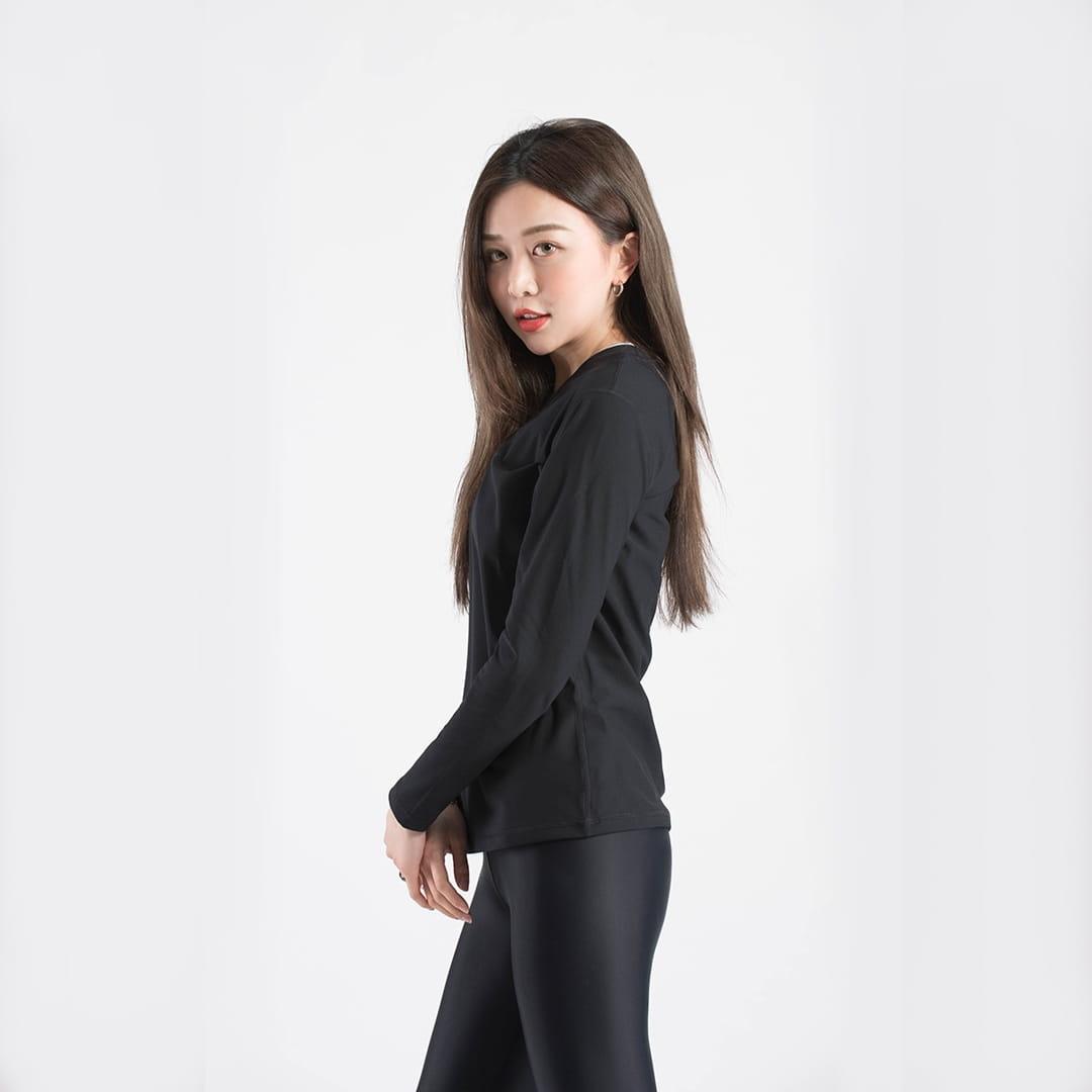 【MARIN】台灣製-輕刷毛保暖衣 男版/女版 0