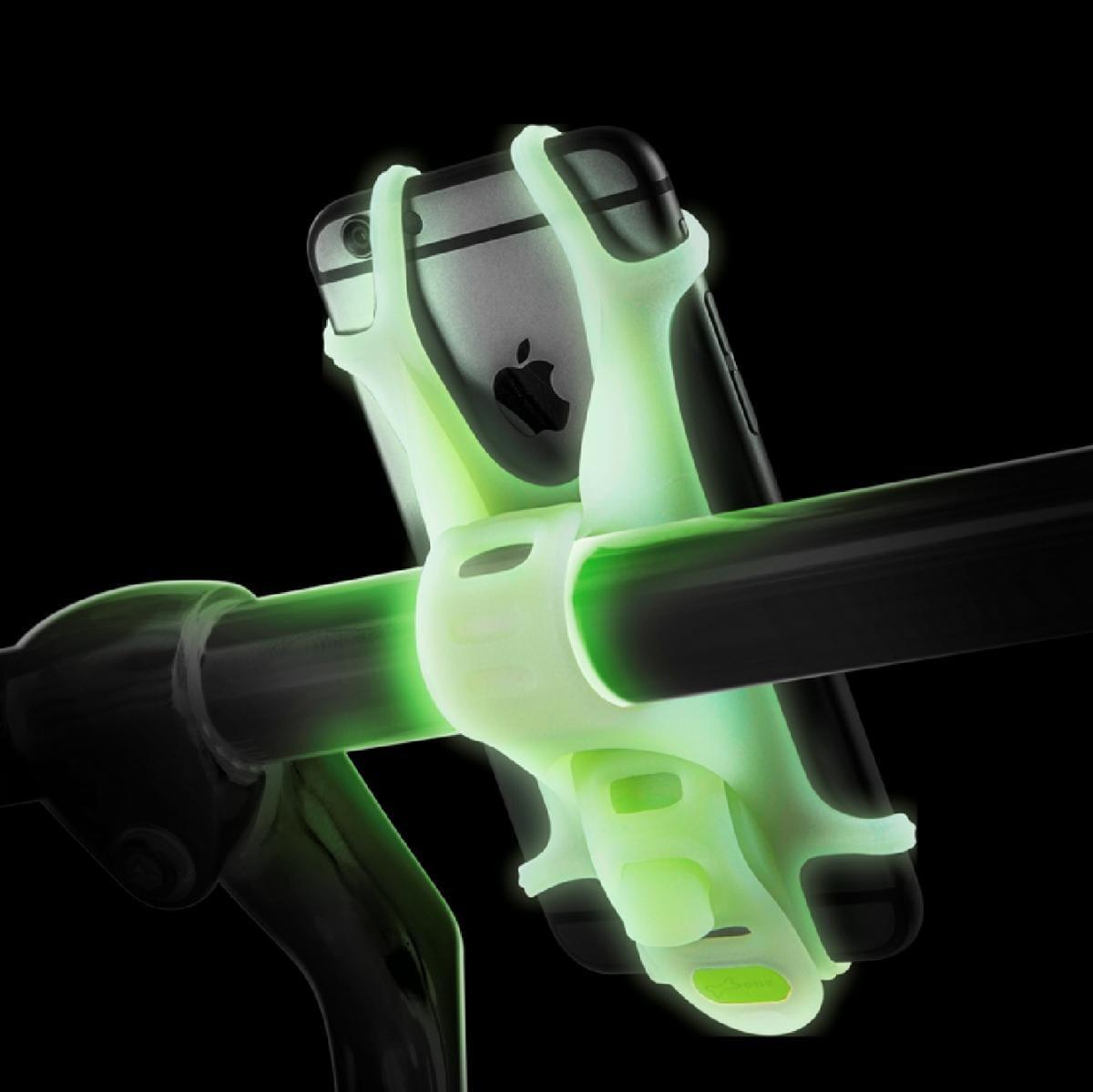 Bone / 單車手機綁 Bike Tie - 夜光綠