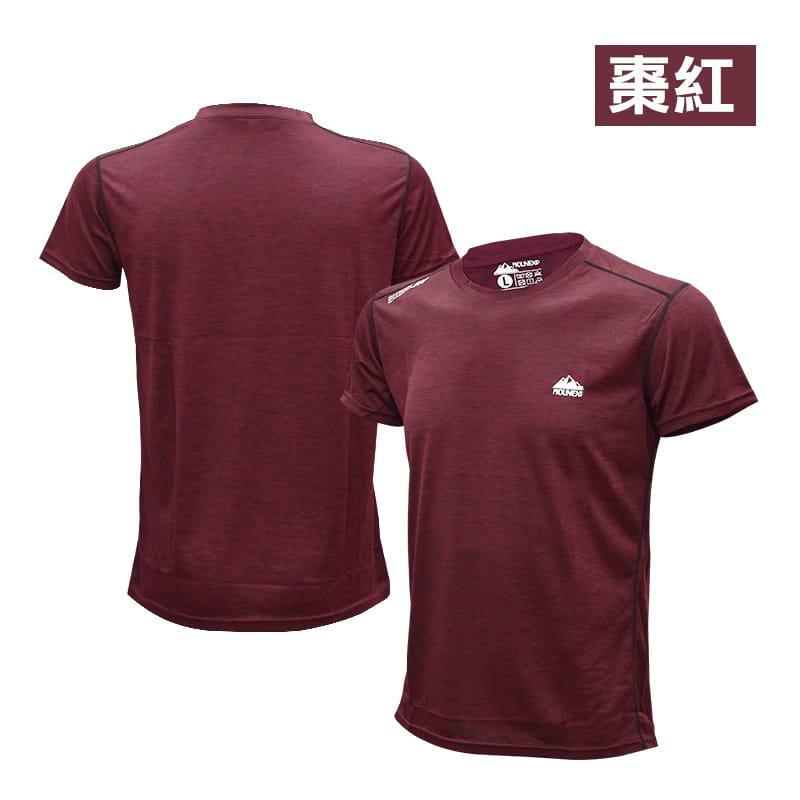 陽離子機能排汗衫 9