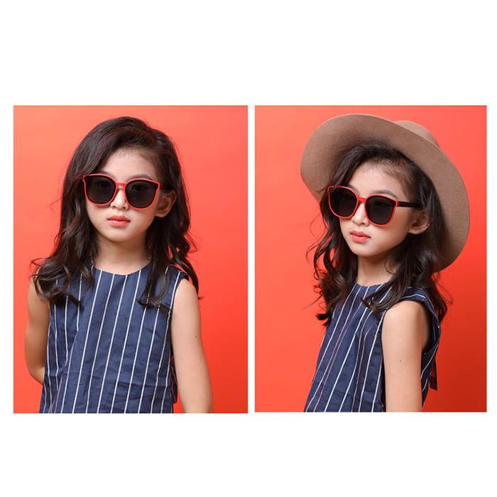 【suns】兒童時尚偏光墨鏡  抗UV (可扭鏡腳 鑑驗合格) 6