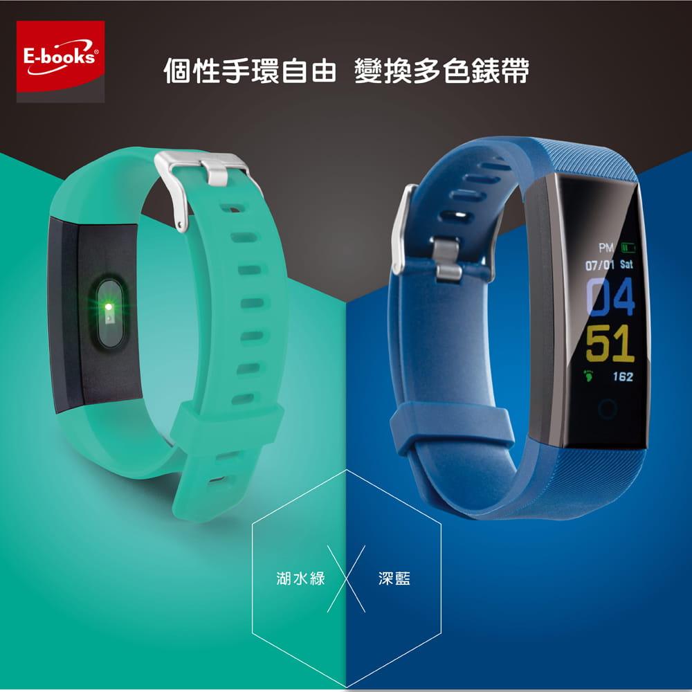 【E-books】V5 智慧手環錶帶 3