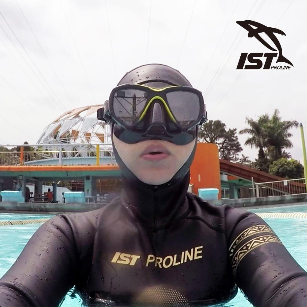 【IST】WSH-03 二件式Neoskin自由潛水防寒衣 9