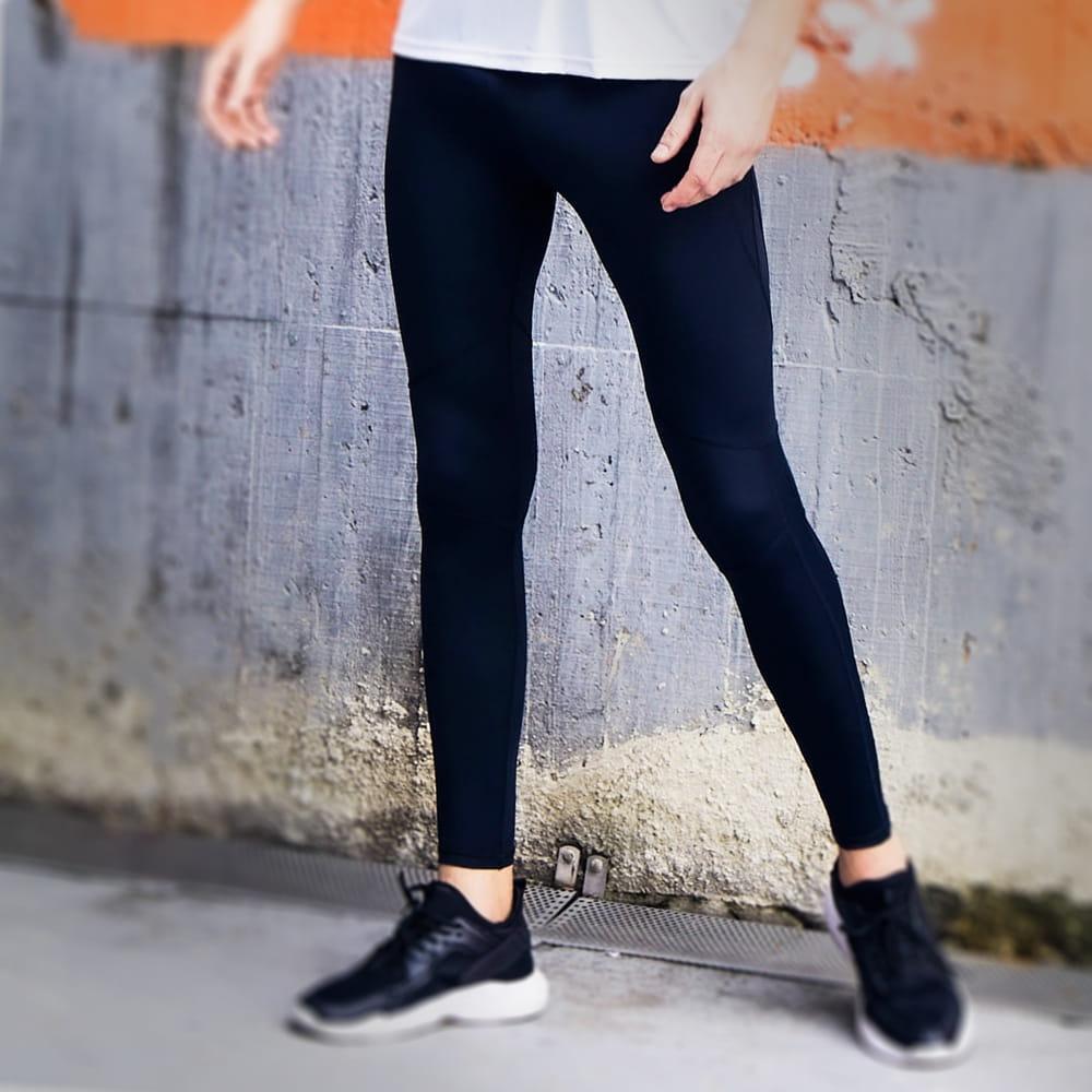 【N10.5】男女款專業級機能肌力壓力褲 9