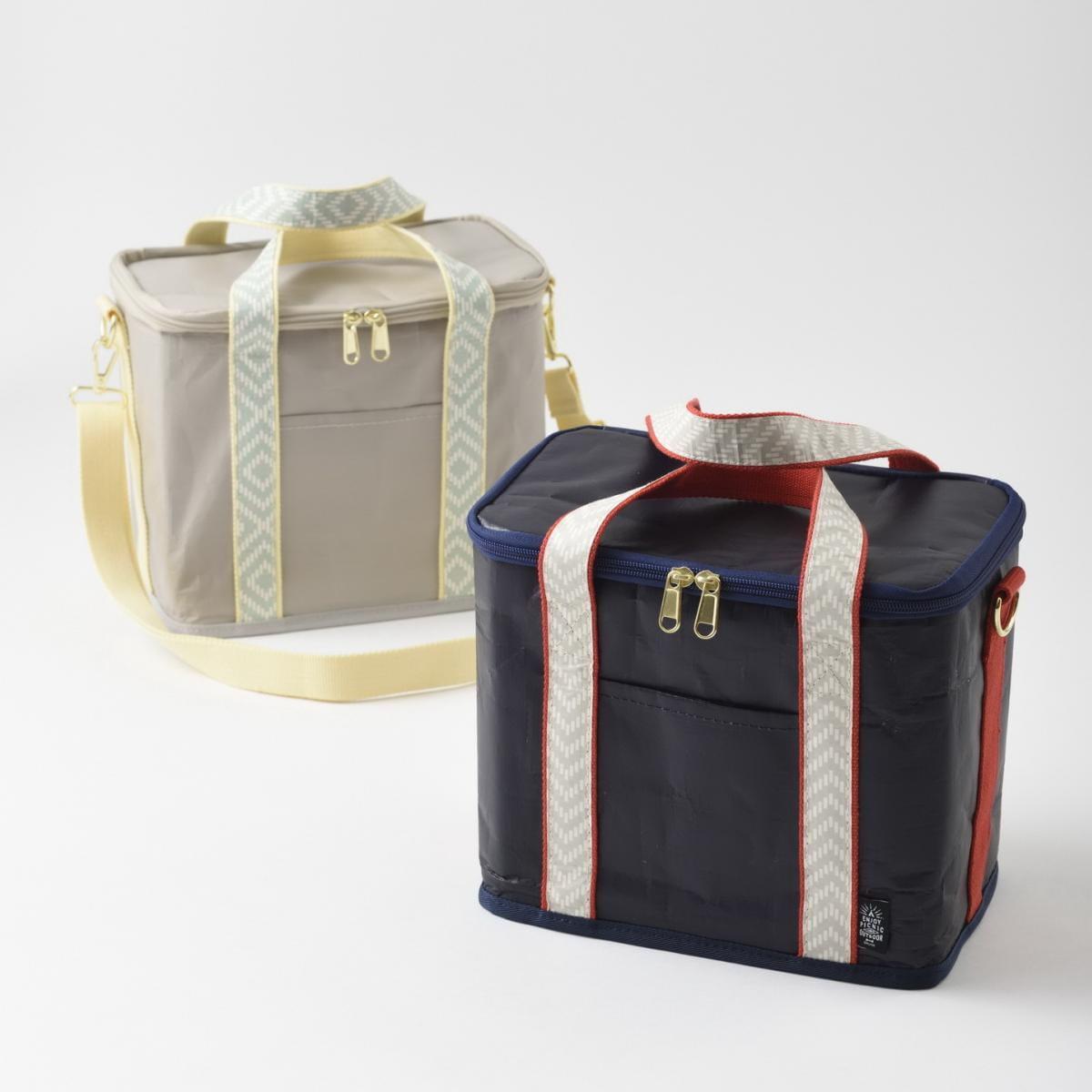 【BRUNO】 野趣保溫保冷小型午餐袋(共2色)BHK153