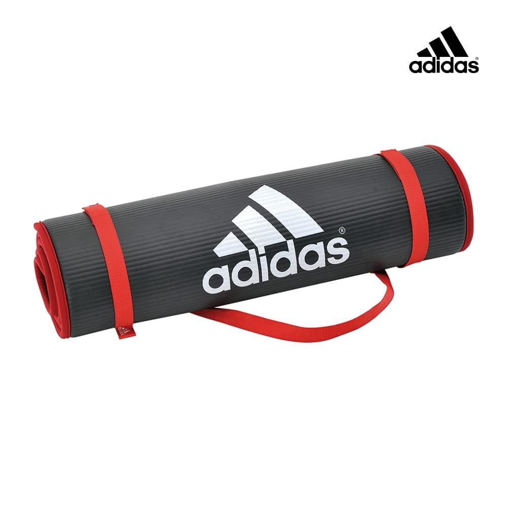 【adidas】專業加厚訓練運動墊(10mm) 0