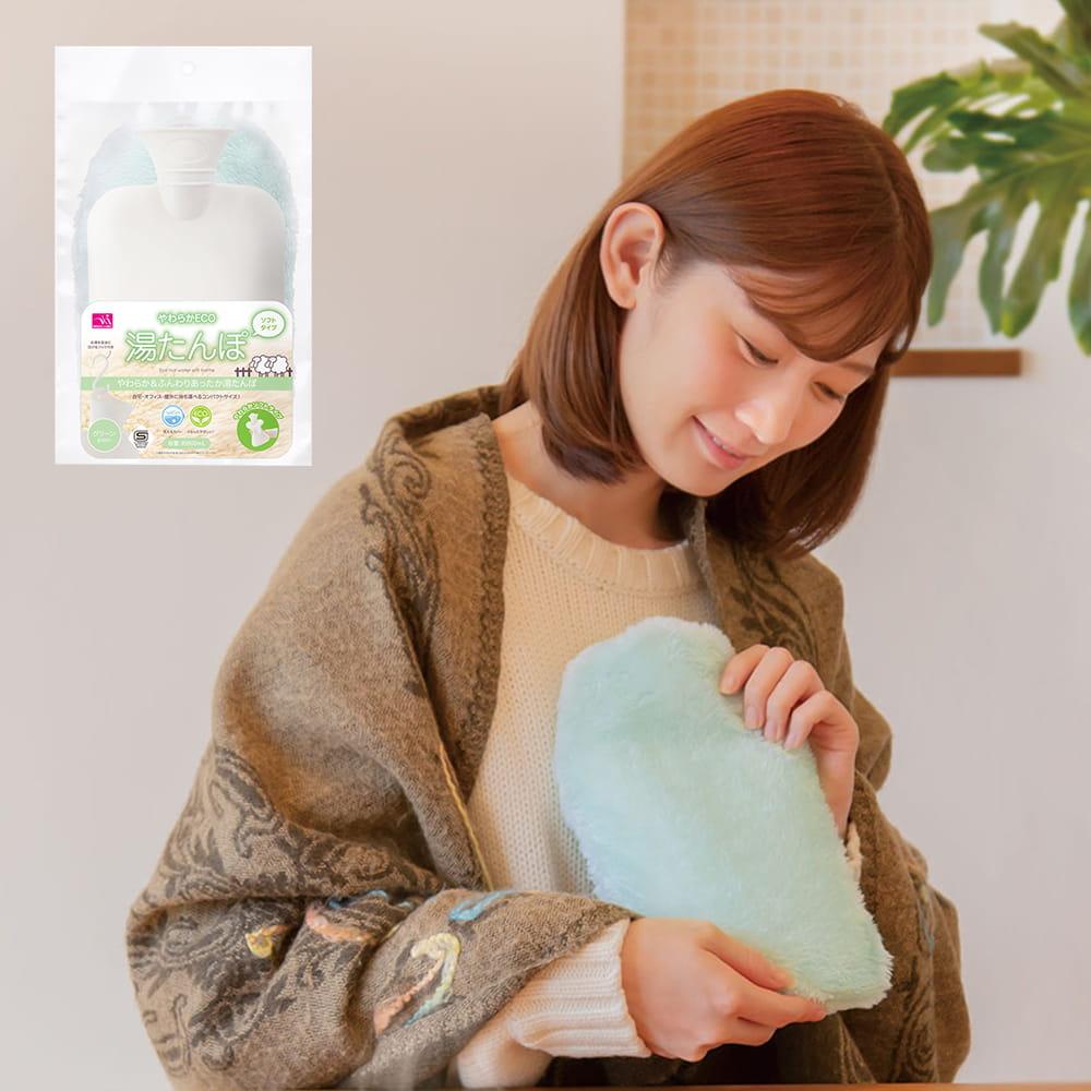 【SUNFAMILY】日本進口 ECO粉彩暖水袋 一入 3