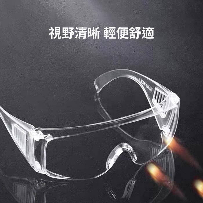 MIT 戶外護目鏡抗UV400 檢驗合格 (可套式) 7
