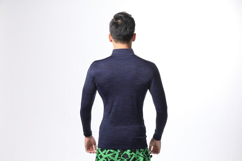 【QI藻土屋 】超保暖高質感磨毛吸濕排汗速乾運動保暖休閒上衣 8