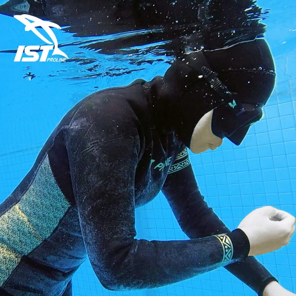 【IST】WSH-03 二件式Neoskin自由潛水防寒衣 6